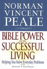 Norman Vincent Peale Bible Power for Successful Living