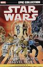 Star Wars Legends Epic Collection The Original Marvel Years Vol 3