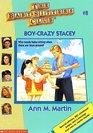 Boy-Crazy Stacey (Baby-Sitters Club, Bk 8)