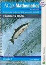 AQA Mathematics Teacher's Book 1 For GCSE