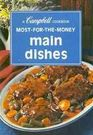 most for the money main dishes
