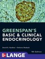 Greenspan's Basic and Clinical Endocrinology Ninth Edition