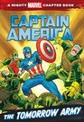 Captain America The Tomorrow Army A Marvel Chapter Book