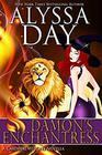 Damon's Enchantress A Cardinal Witches paranormal romance