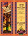 Spirit of the Ancestors Altar Kit A Spiritual Practice to Invoke Peace and Protection