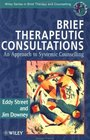 Brief Therapeutic Consultations  An Approach to Systemic Counselling