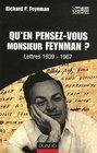 Laskette Varmaankin Leikkia Mr Feynman