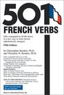 501 French Verbs 3ED