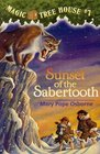 Sunset of the Sabertooth (Magic Tree House, Bk 7)