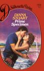 Prime Specimen (Silhouette Desire, No 172)