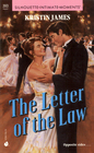 The Letter of the Law (Silhouette Intimate Moments, No 393)