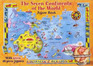 Seven Continents of the World (Jigsaw Book)