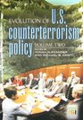 Evolution of US Counterterrorism Policy Volume 2