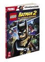 Lego Batman 2 DC Super Heroes Prima Official Game Guide
