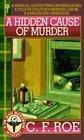 A Hidden Cause of Murder (Dr. Jean Montrose, Bk 5)