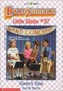 Karen's Tuba (Baby-Sitters Little Sister, Bk 37)