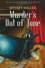 Murder's Out of Tune (Amicus Curiae Mystery series)