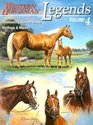 Legends Volume 4  Outstanding Quarter Horse Stallions and Mares