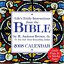 Lifes Little Instruction from the Bible 2008 Day-to-Day Calendar