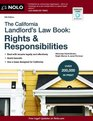 The California Landlord's Law Book Rights  Responsibilities