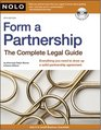Form a Partnership The Complete Legal Guide