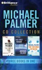 Michael Palmer CD Collection 2 The Fifth Vial The First Patient The Second Opinion