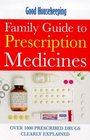 Good Housekeeping Family Guide to Prescription Medicines