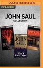 John Saul Collection - Brainchild Black Lightning The Manhattan Club