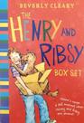The Henry and Ribsy Box Set Henry Huggins Henry and Ribsy Ribsy