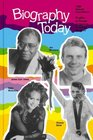 Biography Today Profiles of People of Interest to Young Readers 1995 Annual Cumulation