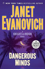 Dangerous Minds (Knight and Moon, Bk 2) (Large Print)