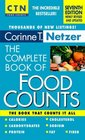 The Complete Book of Food Counts 7th edition