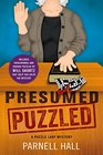 Presumed Puzzled A Puzzle Lady Mystery