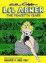 Al Capp's Li'l Abner: The Frazetta Years Volume 4 (1960-1961)