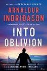 Into Oblivion An Icelandic Thriller