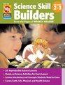 Science Skill Builders / Grades 2 - 3