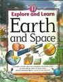 Explore and Learn Earth and Space Volume 1