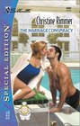 Marriage Conspiracy (Bravo Family Ties, Bk 9) (Silhouette Special Edition, No 1423)
