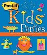 Post-it Kids' Parties  Create Funny Hats Groovy Gifts and Crazy Cards with Post-it Notes
