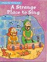 A Strange Place to Sing Coloring Book