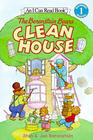 The Berenstain Bears Clean House (Berenstain Bears) (I Can Read Book, Level 1)