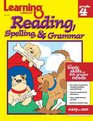 Learning Library Phonics Reading  Spelling Grade 4