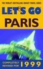 Let's Go Paris 1999