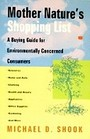 Mother Nature's Shopping List A Buying Guide for Environmentally Concerned Consumers
