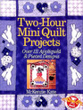 Two-Hour Mini Quilt Projects: Over 111 Appliqued  Pieced Designs