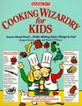 Cooking Wizardry for Kids Gift Package Chef's Apron Book and Chef's Hat