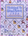 Holidays in Cross Stitch 1988: The Vanessa-Ann Collection