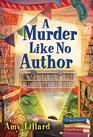 A Murder Like No Author