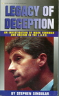 Legacy of Deception An Investigation of Mark Fuhrman and Racism in the LAPD