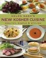 Helen Nash's New Kosher Cuisine Healthy Simple  Stylish